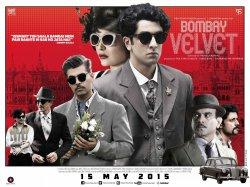 Бомбейский бархат - Bombay Velvet - индийский фильм